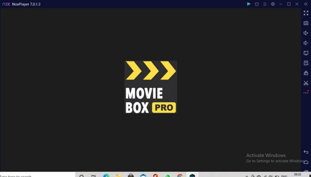 Moviebox Pro for PC image
